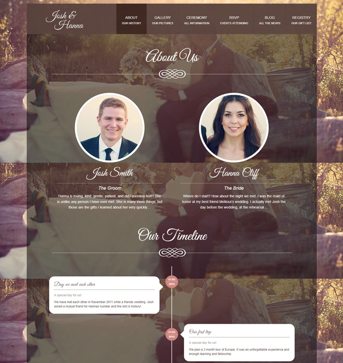 premium-wordpress-wedding-themes-aimer
