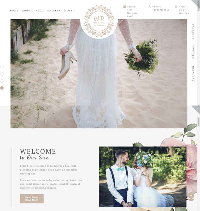 premium-wordpress-wedding-themes-belle-fluer