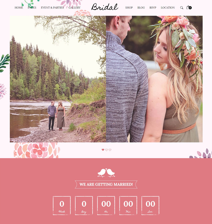 premium-wordpress-wedding-themes-bridal