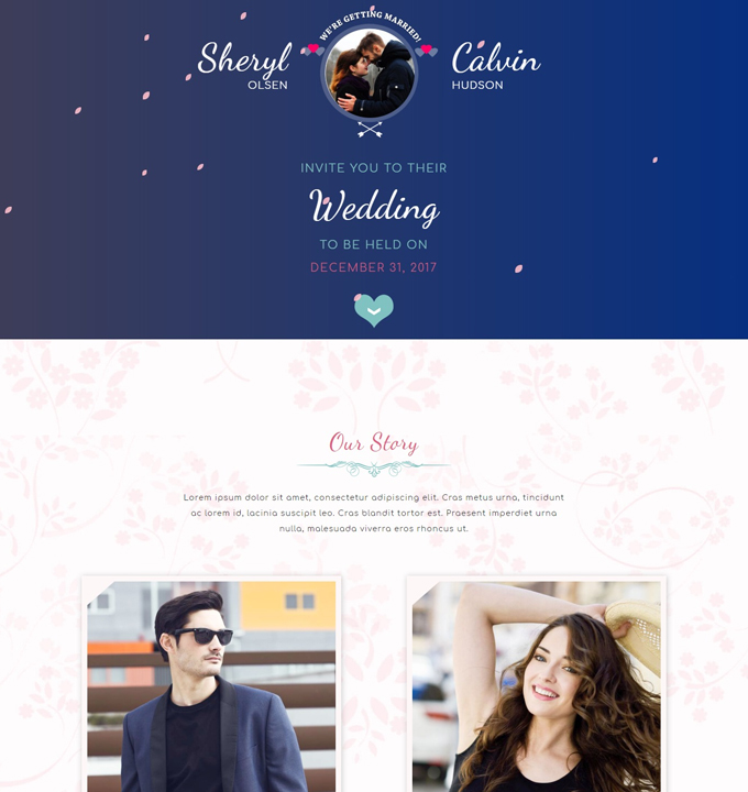premium-wordpress-wedding-themes-butterfly