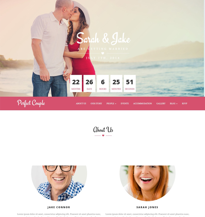 premium-wordpress-wedding-themes-perfect-couple