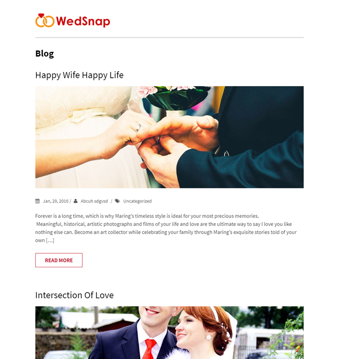 premium-wordpress-wedding-themes-wedsnap