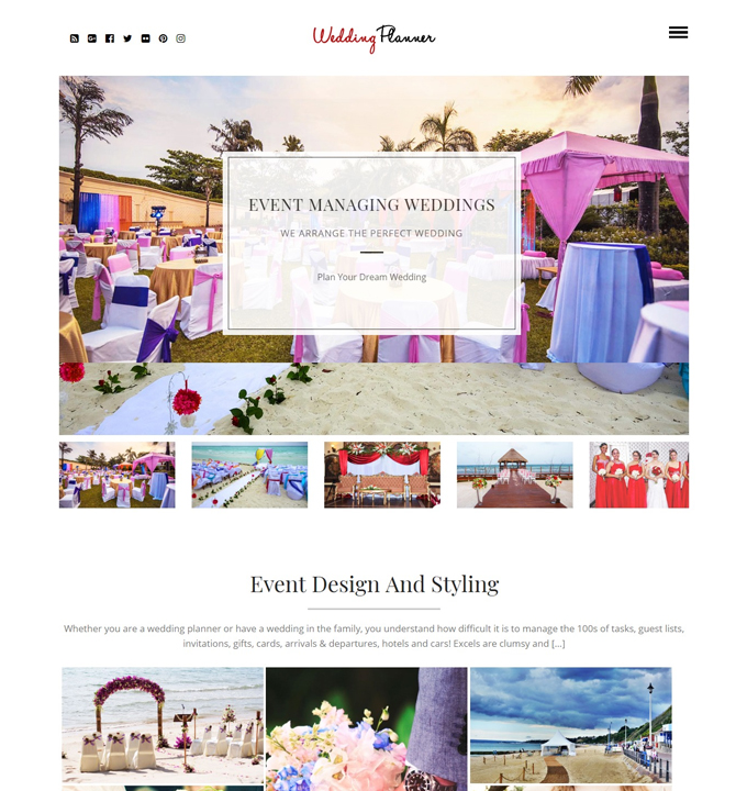 premium-wordpress-wedding-wedding-planner