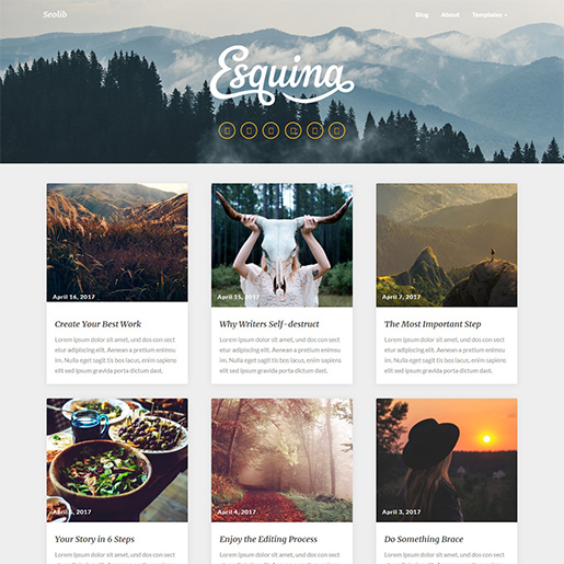 seolib free event wordpress theme