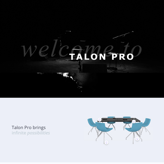 talon pro premium wordpress business theme