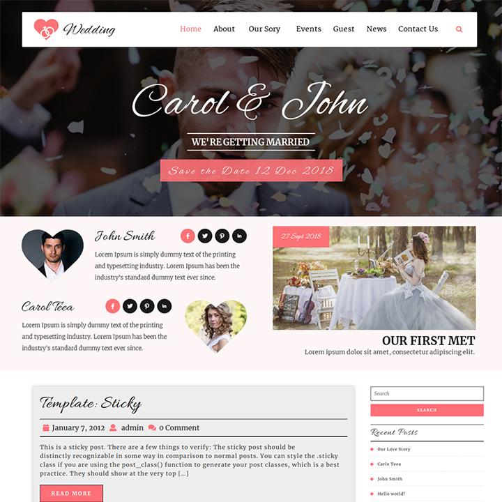 vw-wedding-wedding-wordpress-theme