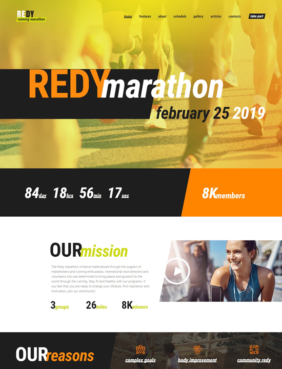 redy-wordpress-sports-themes