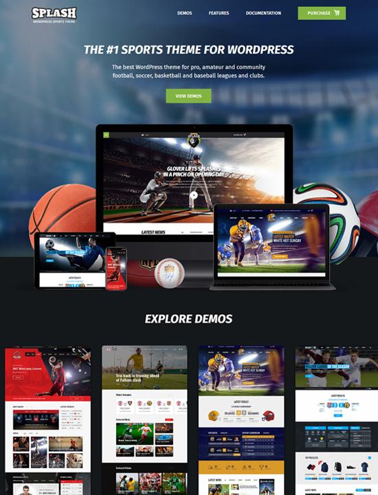 splash-sport-wordpress-sports-themes