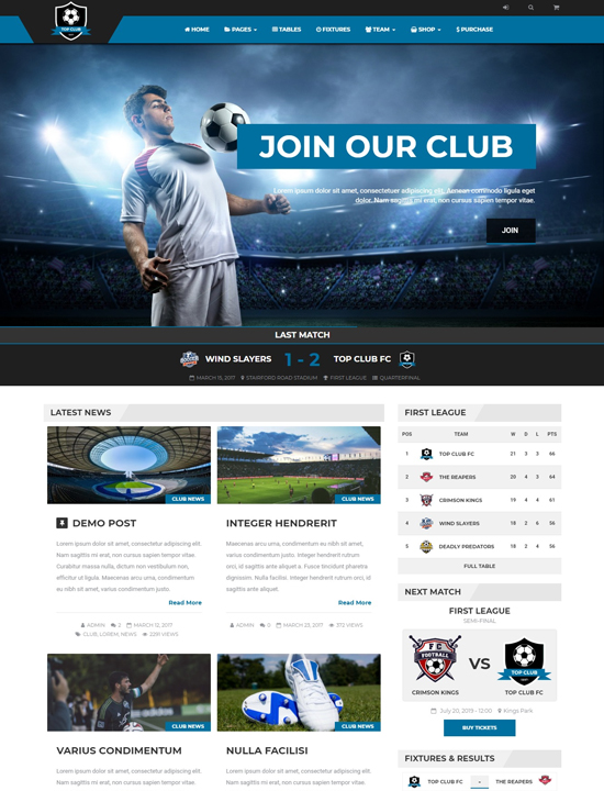 top-club-wordpress-sports-themes
