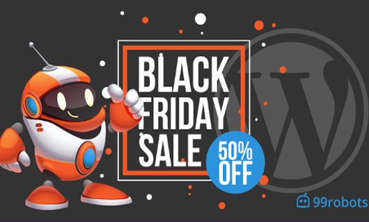 99robots wordpress black friday deals