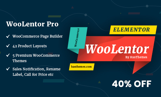 WOOLENTOR pro wordpress black friday deals