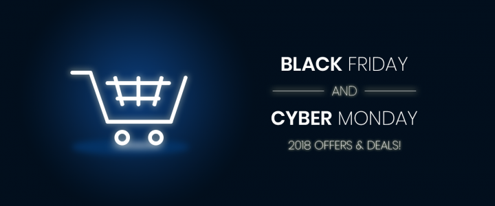 55+ Best Black Friday and Cyber Monday WordPress Coupons & Deals for 2018- Themes, Plugins, Hostings & Support!