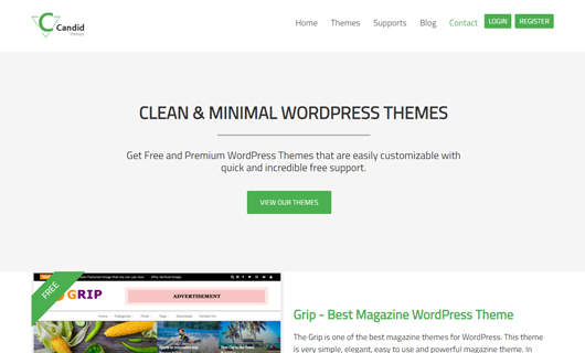 candid themes wordpress black friday deals
