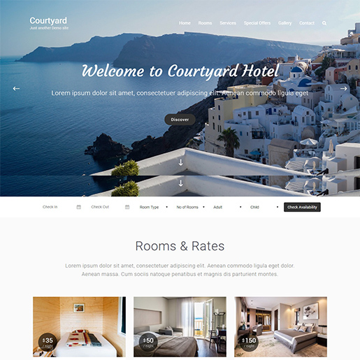 courtyard-wordpress-hotel-themes