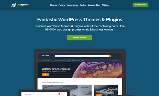 cssigniter wordpress black friday deals