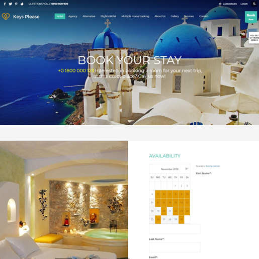 kallyas-best-wordpress-hotel-themes