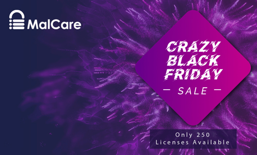 malcare wordpress black friday deals