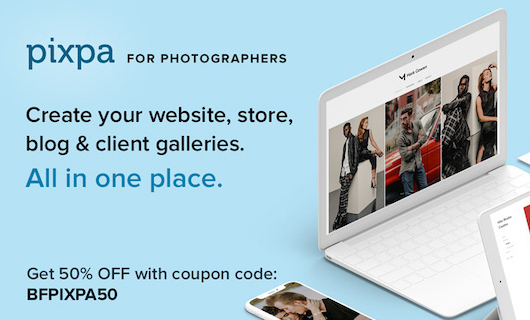 pixpa wordpress black friday deals