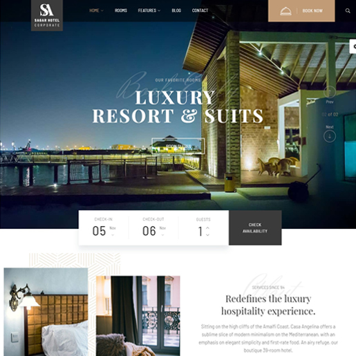 sailing-best-wordpress-hotel-themes