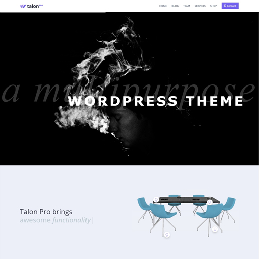 talon-best-wordpress-hotel-themes