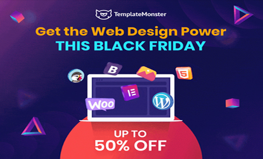 templatemonster wordpress black friday deals