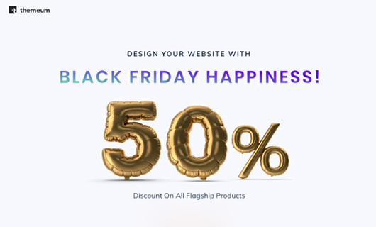 themeum wordpress black friday deals