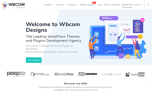 wbcom designs wordpress black friday deals