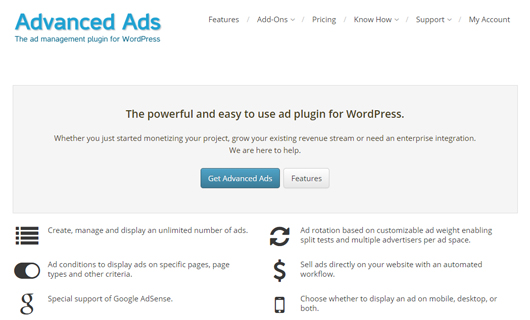 wp advanced ads wordpress black friday deals