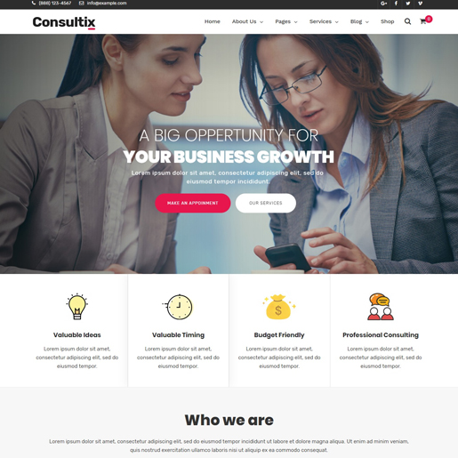 consultix-consulting-wordpress-insurance-theme