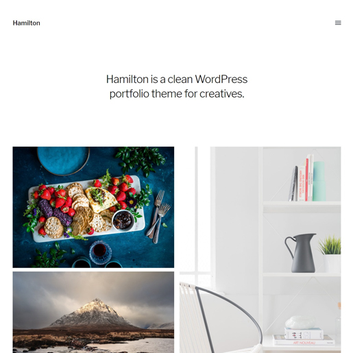 hamilton-wordpress-theme
