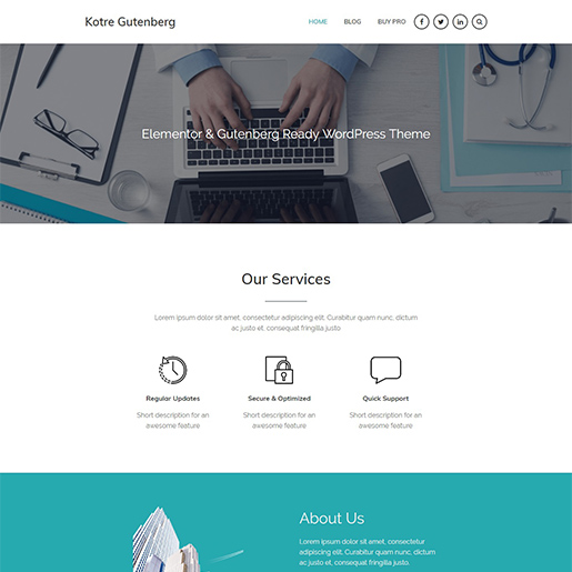 kotre-best-wordpress-themes