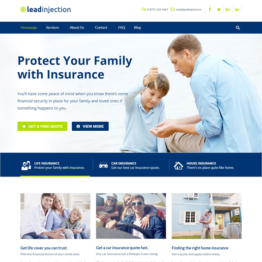 leadinjection-wordpress-insurance-theme