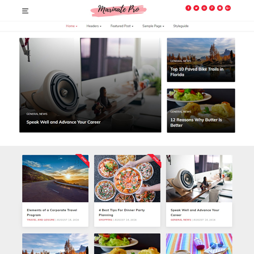 marinate-wordpress-theme