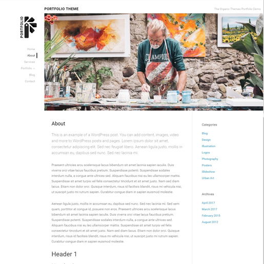 portfolio-lite-gutenberg-compatible-wordpress-theme