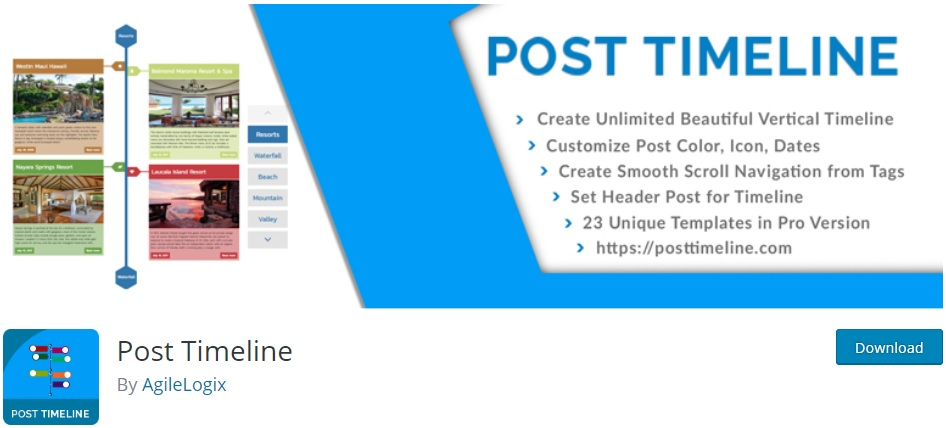 post-timeline-wordpress-timeline-plugins