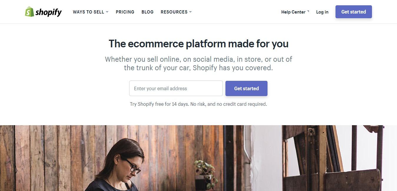 shopify-ecommerce-platform