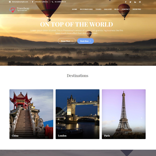 travelway-gutenberg-compatible-wordpress-theme