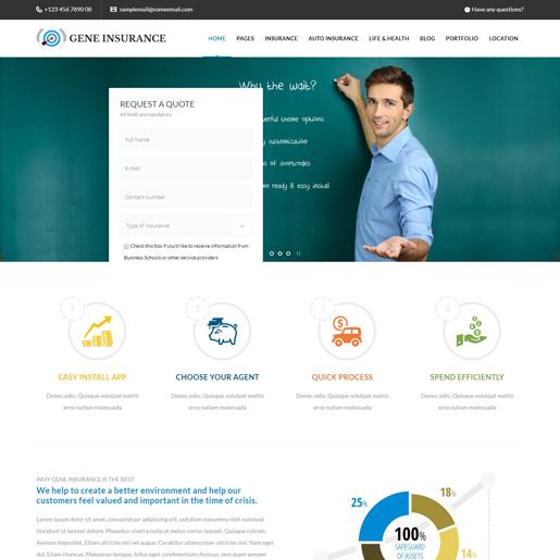 veda-wordpress-insurance-theme