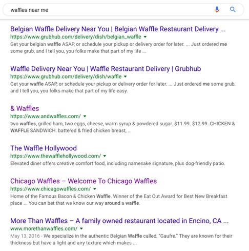 waffles-near-me-local-search-ranking-factors