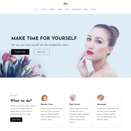 zakra-wordpress-spa-and-salon-themes