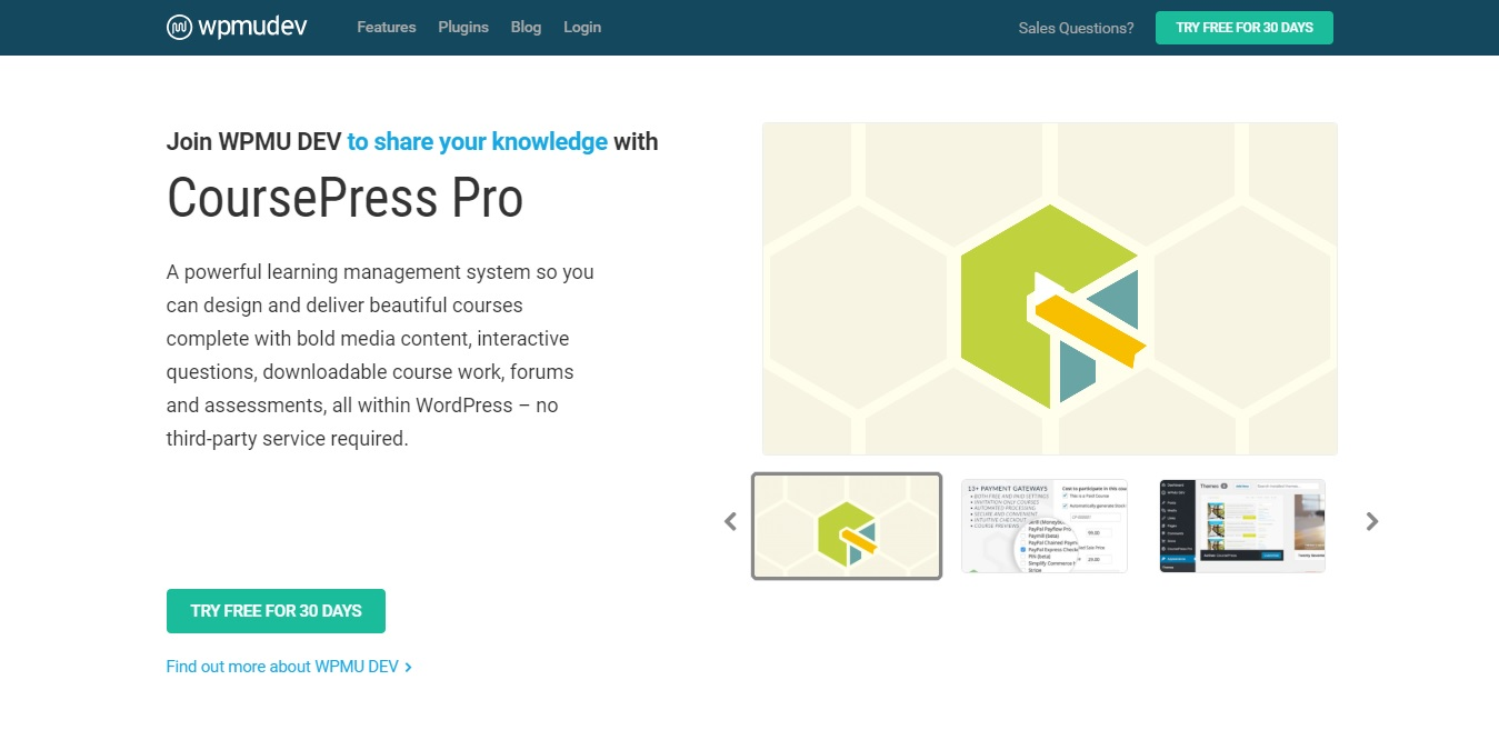 best-wordpress-lms-plugins-coursepress-pro