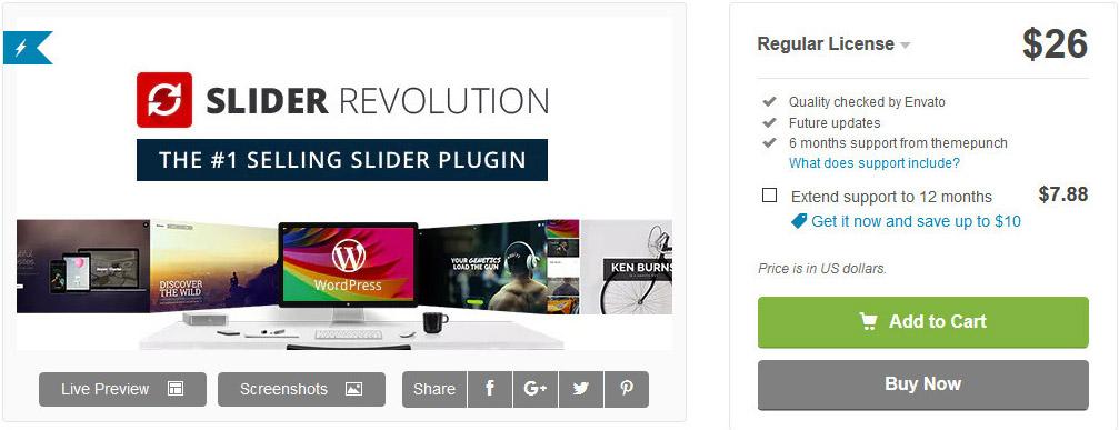 slideshow plugin wordpress