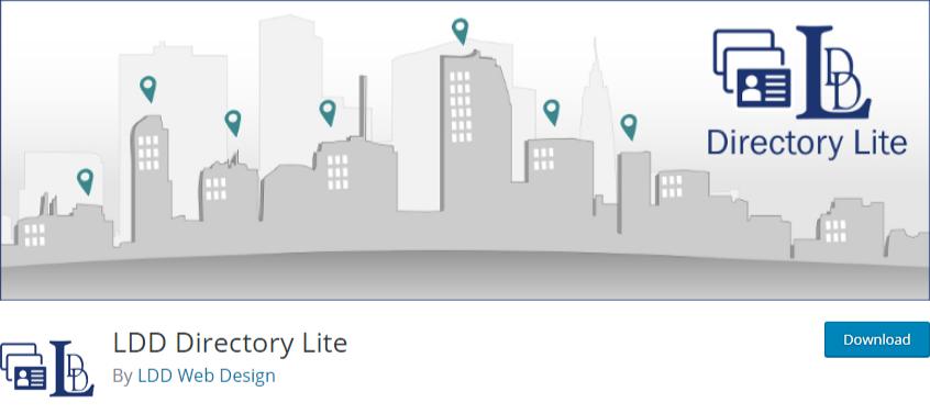 wordpress business directory plugin - LDD directory lite