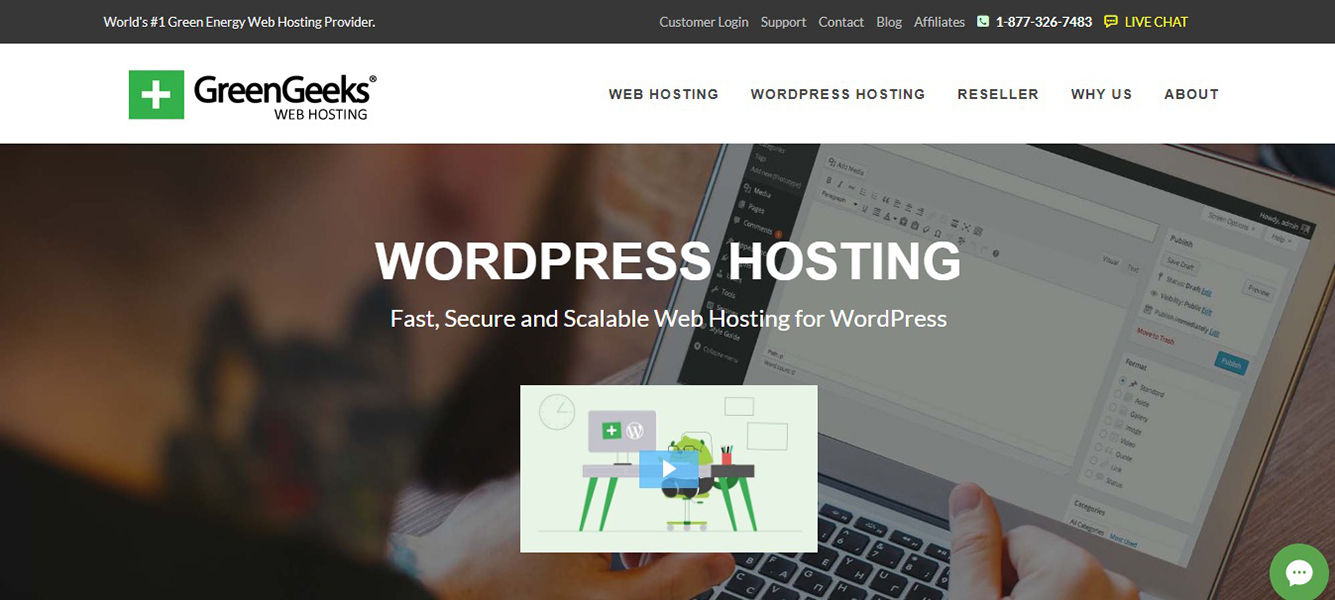 Cheapest WordPress Hosting