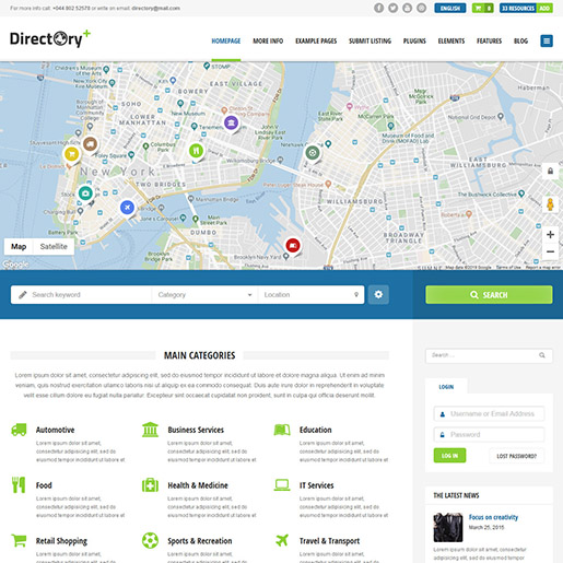 directory-plus-wordpress-directory-theme