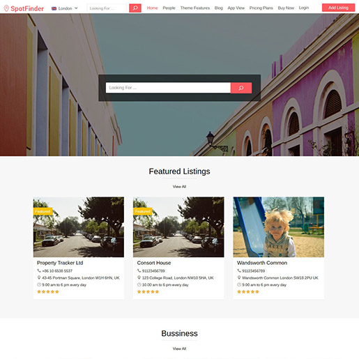 spotfinder-wordpress-directory-theme