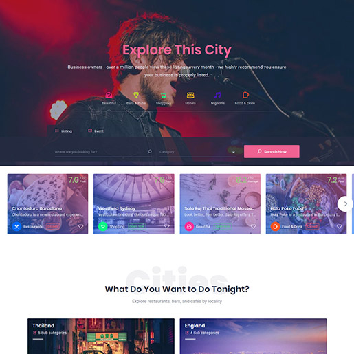 wilcity-wordpress-directory-theme