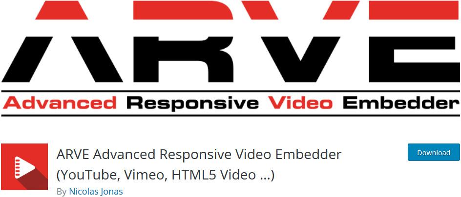 youtube plugin wordpress