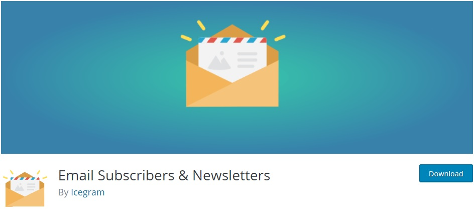 email subscribers wordpress newsletter plugins