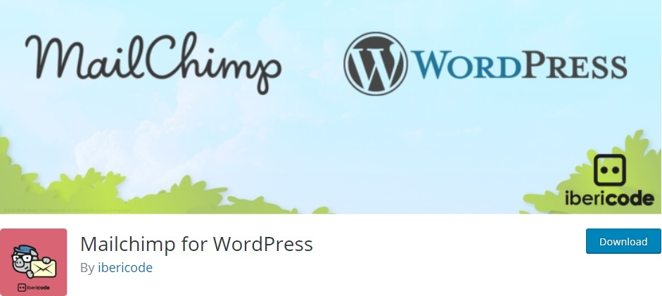 mailchimp wordpress newsletter plugins